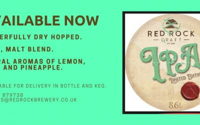 Brand new limited edition IPA available for order