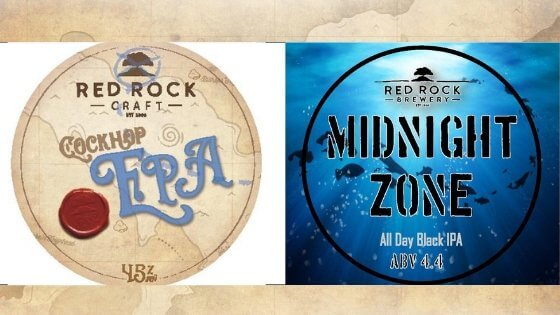 Red Rock all set to launch two new limited edition beers.