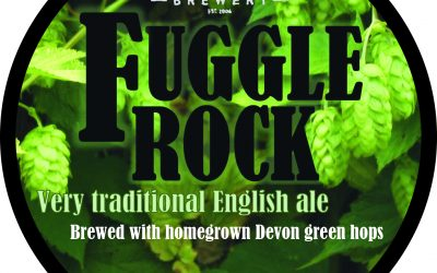 It's ready! Our extra special limited edition Fuggle Rock.