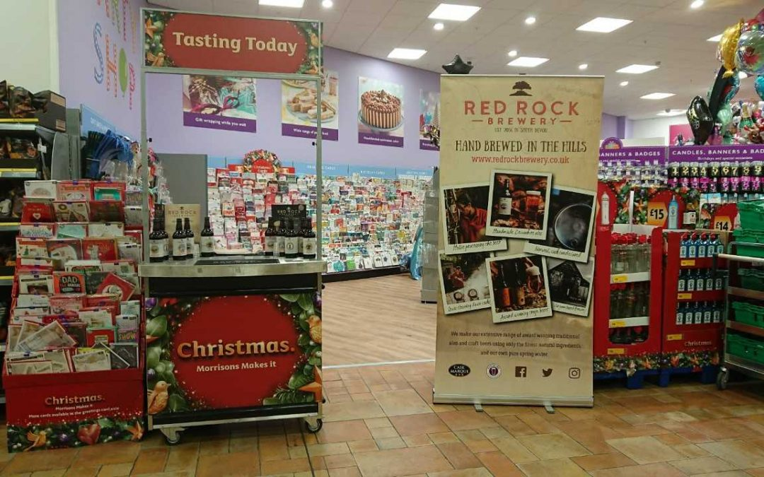Christmas Tastings at Morrisons!