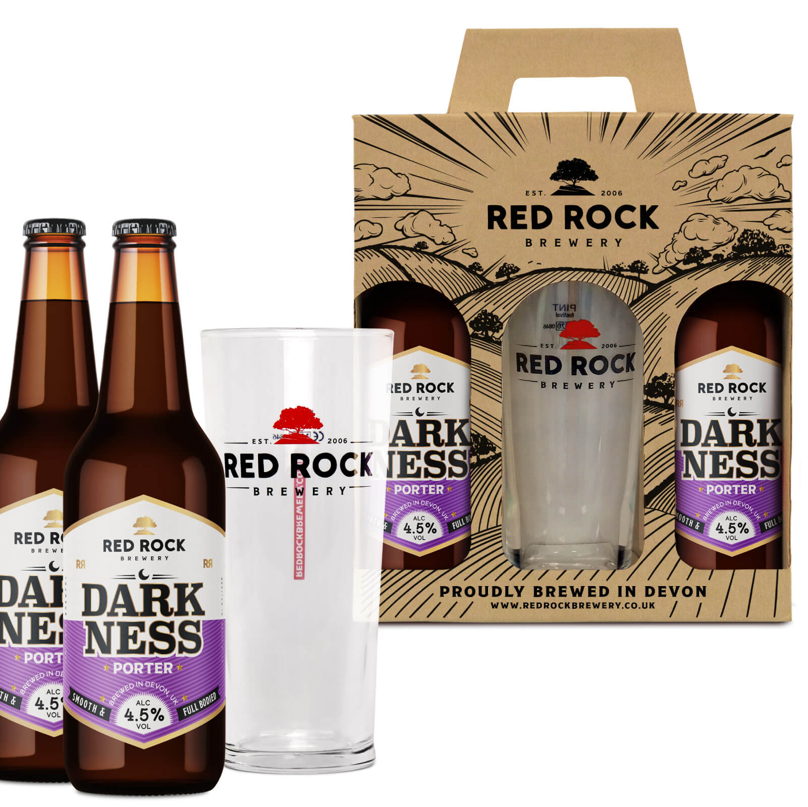 Red Rock Brewery